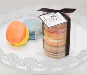 Macaron Bomboniere (3 Pack)