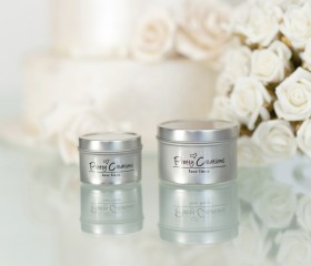 Luxe Linen – Candle Travel Tin