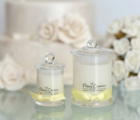 Green Tea & Lemongrass – Candle French Style Jar