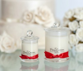 Red Roses – Candle French Style Jar